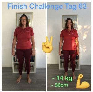 #Meine persönliche Stoffwechsel – Bewegung's – Challenge#